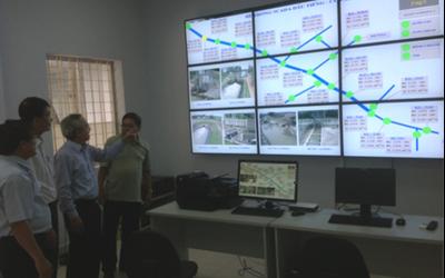 Hệ thống SCADA Dầu Tiếng – Củ Chi là dự án tiêu biểu được lựa chọn để giới thiệu tại Hội thảo/Đào tạo về Hiện đại hóa thủy lợi tại Đà Nẵng
